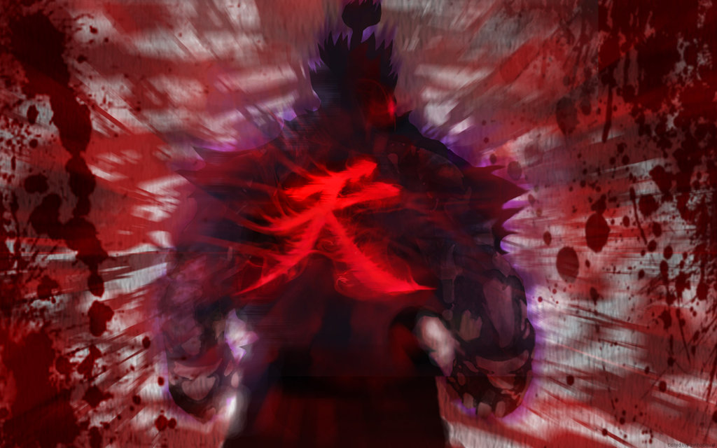 Akuma Unleashes The Demon In Death Battle By Yellowflash1234 On