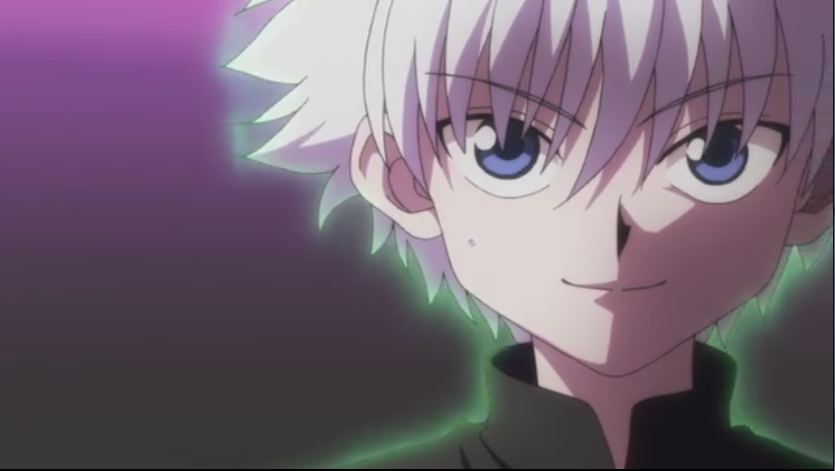 killua zoldyck godspeeds into death battle  by