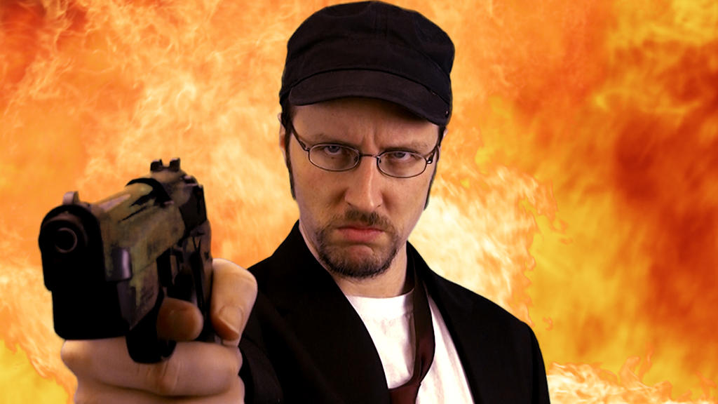 The Nostalgia Critic, the Reviewer of All Things N by YellowFlash1234