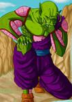 Drinking Piccolo