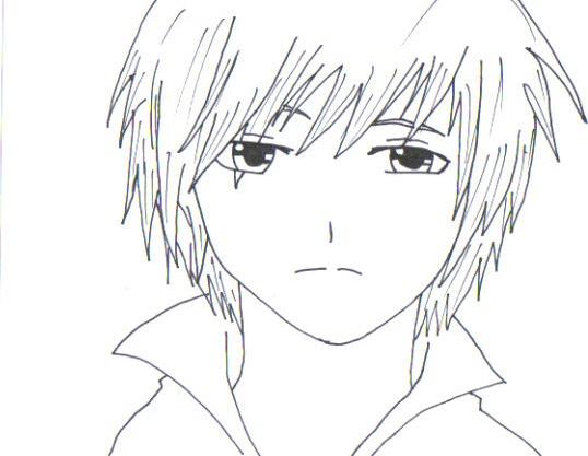 Anime guy by naruto224