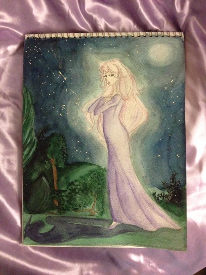 Lady Amalthea by SilverTallest
