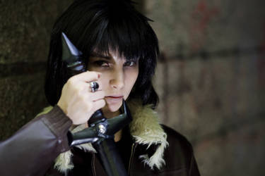 Nico di Angelo - Heroes of Olympus by CosplaySymphony