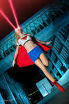 Supergirl unstoppable
