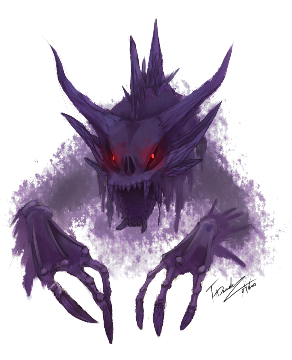 093 - Haunter by Taddle