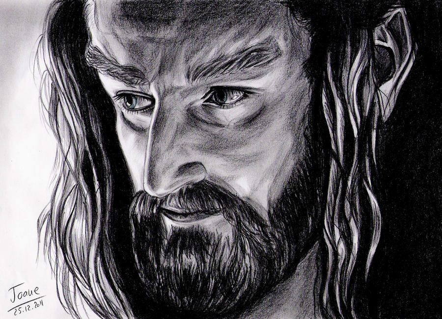 Richard Armitage, Thorin Oakenshield by jos2507