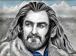 Richard Armitage Thorin, King Under the Mountain b