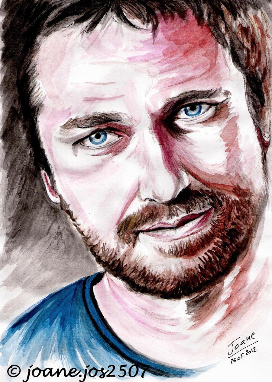 Realistic Watercolor Portraits Watercolor Portrait by