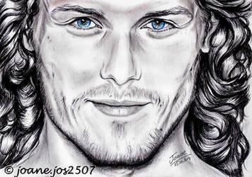 Sam Heughan, he is my Jamie by jos2507