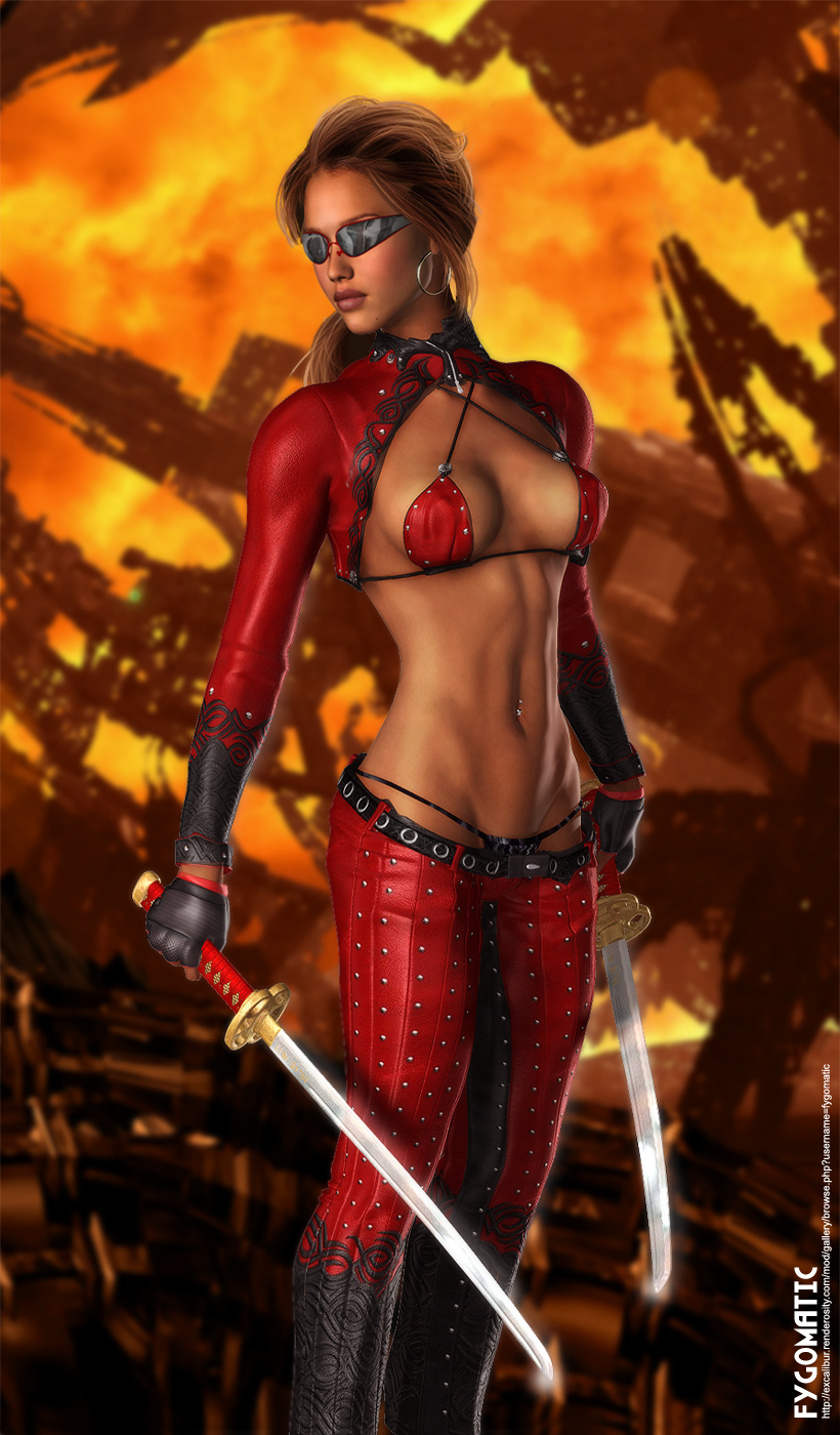 Fygo Matic Red_angel_by_Fygomatic