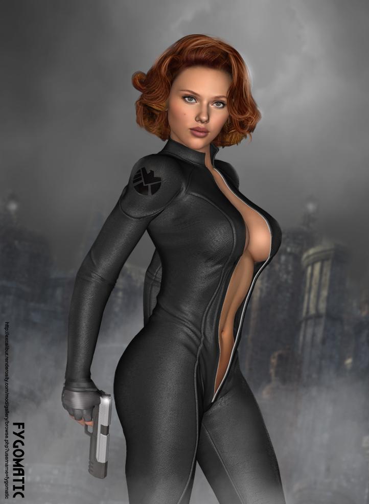 black widow 2 by Fygomatic