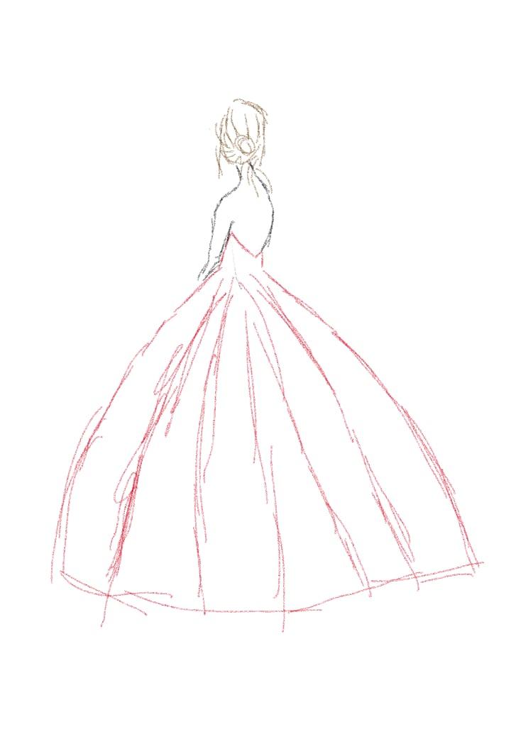 A Backside Sketch By Koharuakinauchiha On Deviantart