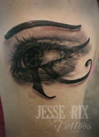 Horus Eye by jesserix