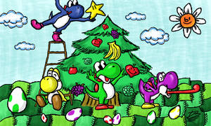 Yoshi's Story Christmas