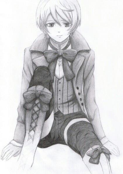 Alois //Black Butler by Ohfuckaduck