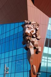City lion