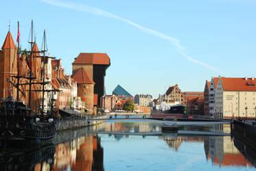 postcard from Gdansk I