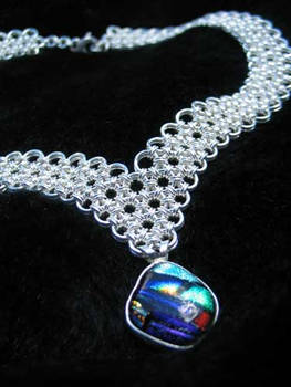 Japanese 12 in 2 necklace
