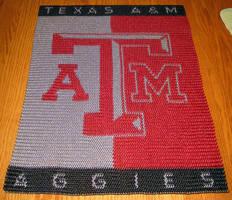 Texas AM Inlay