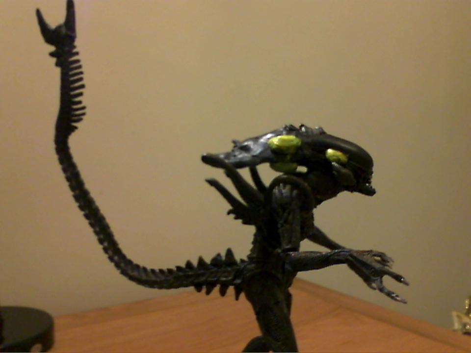 custom spitter xenomorph  Xenomorph Runner