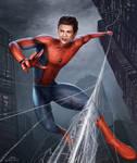 Tom Holland as Spiderman
