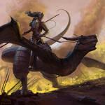 Wyvern Knight