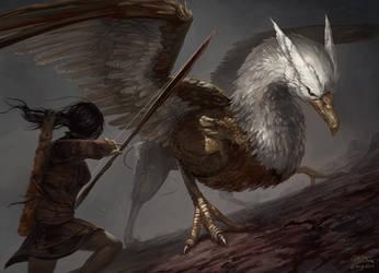 Griffin by mcgmark