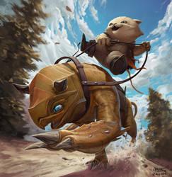 Wild Ride by mcgmark