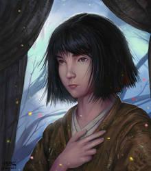 Kuro - Sekiro by mcgmark