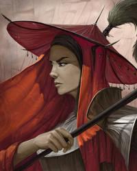 Lady Knight 2 by mcgmark