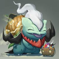 Bulbasaur's Halloween 2019