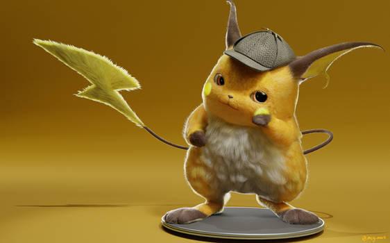 Detective Raichu