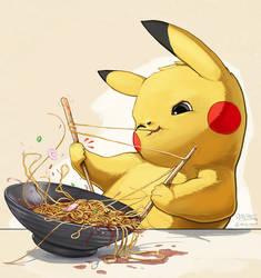 Chopsticks are hard