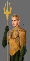 Justin Hartley as Aquaman