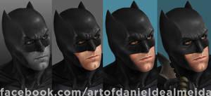 Ben Affleck as Batman #Batfleck