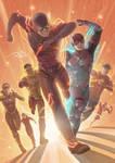 Flash! Ah Aahh! Savior Of The Multiverse!