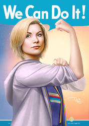 We Can Do It - The Doctor by daniel-morpheus