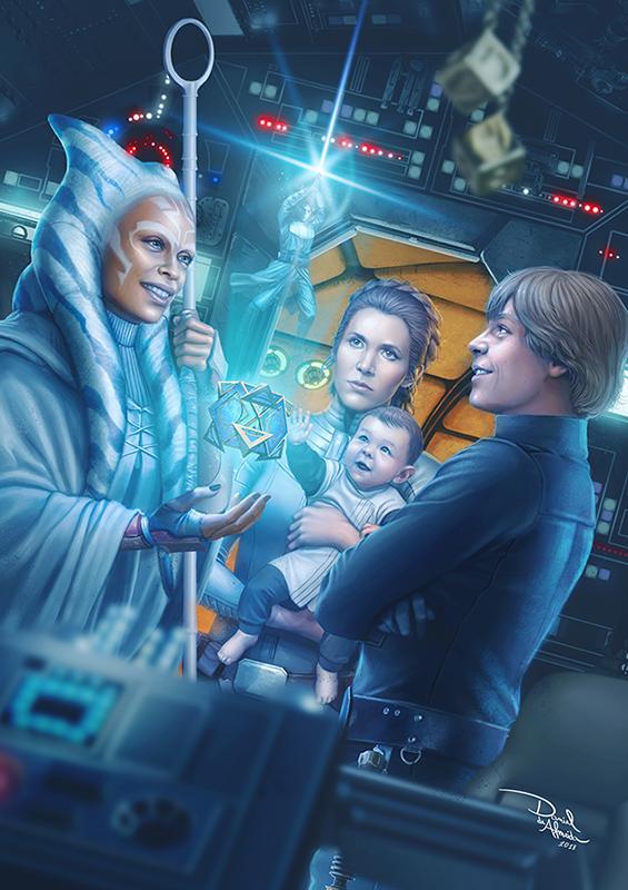 The Legend Of Anakin Skywalker by daniel-morpheus