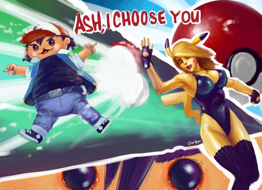 I choose You! by Agapka