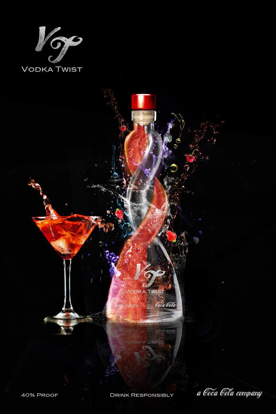 Vodka Twist