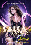 Salsa Tuesdays