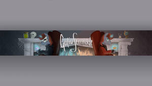 GutiuSerenade Youtube Banner by Amiki-Doodles