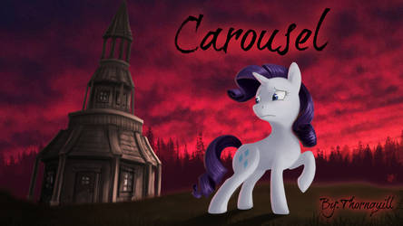 Commission - Carousel fic cover