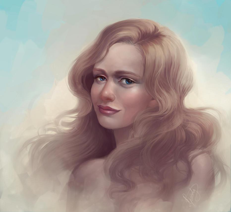 Ekaterina Kuznetsova by Kanaret