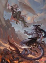 battle dynasties by Kanaret