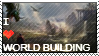 World Building Stamp (F2U) by wise-crack