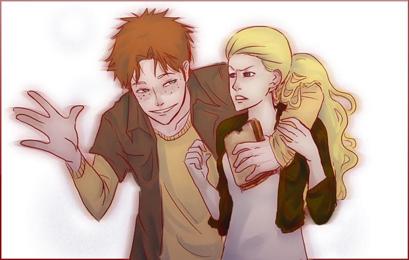 Kid Flash and Artemis by belatime on DeviantArt