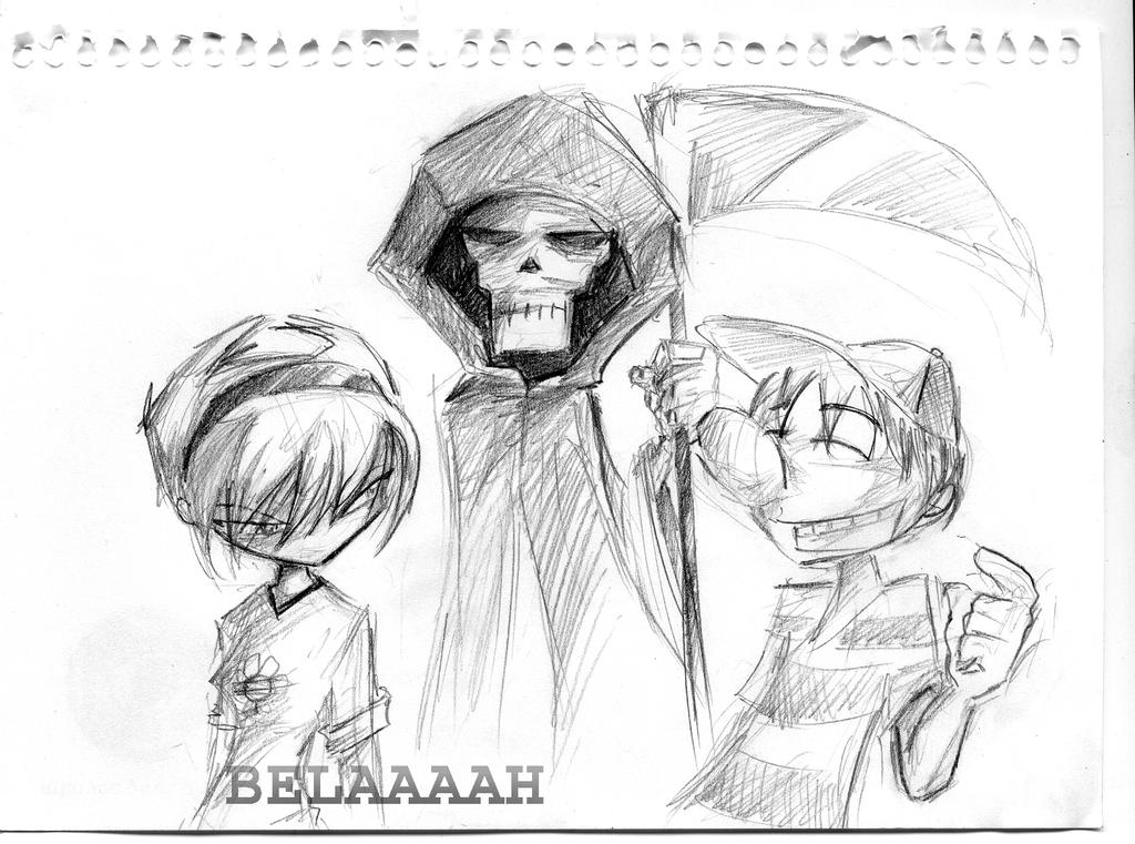 Billy n Mandy by belatime