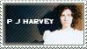 PJ Harvey Stamp by Sluagh