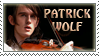 Patrick Wolf Stamp by Sluagh